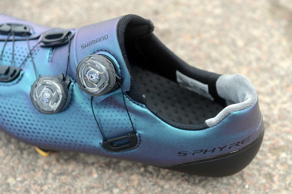 taille 40 prix spécial pour qualité fiable Test des nouvelles chaussures Shimano S-Phyre - 3bikes.fr