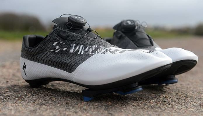 Test des chaussures Specialized S Works Exos