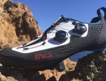Test des chaussures fi'zi:k Transiro R1 Infinito Knit