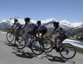 Équipe de France Espoirs : les filles en stage en Maurienne