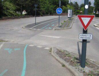 Pourquoi les cyclistes n'empruntent-ils pas (toujours) les pistes cyclables ?