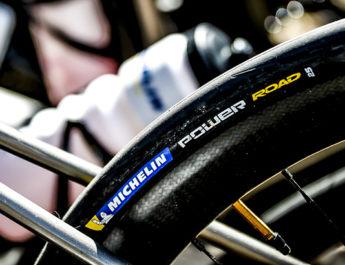 Premier essai des nouveaux pneus Michelin Power Road