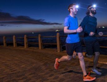 Courir à jeunpour maigrir plus vite
