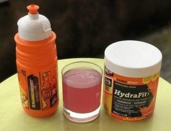 Test de la boisson énergétique Namedsport HydraFit>