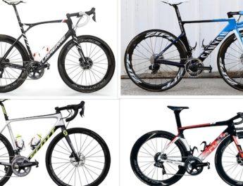 Matos des Pros : les vélos des équipes World Tour 2020