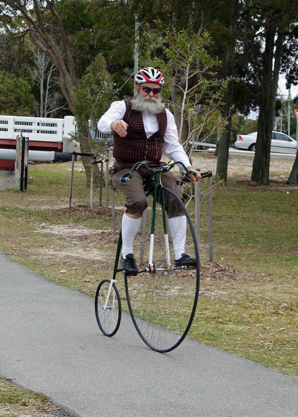 Cyclisme nostalgie vintage