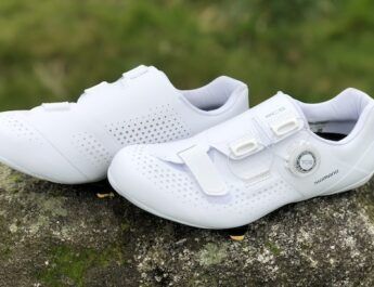 Test des chaussures Shimano RC5
