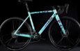 Le nouveau Bianchi Zolder Pro de Wout Van Aert