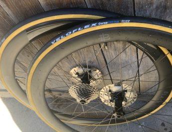 Test des pneus Veloflex Corsa Evo TLR