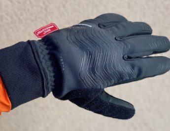 Test des gants Shimano Windstopper Thermal Reflective
