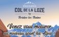 La cyclosportive Col de la Loze by Brides-les-Bains revient le 18 juillet 2021 : les infos et détails des parcours