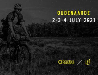 Flanders Gravel : un nouvel évènement Gravel à Audenarde les 2, 3 et 4 Juillet 2021