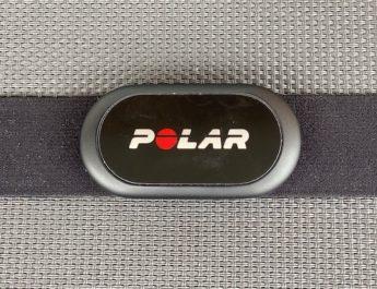Test du capteur de fréquence cardiaque Polar H10